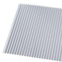 Dollhouse Gray Tin Roof (PVC) - Product Image