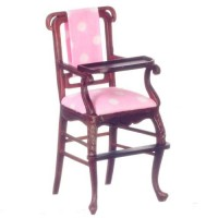 "Dollhouse ""Windsor"" High Chair - Product Image"
