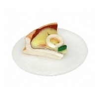 § Disc .60¢ Off - Dollhouse Slice of Pizza - Product Image