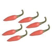 Dollhouse 6 Red Chilies - Product Image