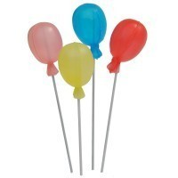 (§) Sale - Dollhouse Miniature Balloons - Product Image