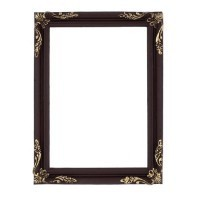 Dollhouse Ornate Rectangular Frame - Product Image