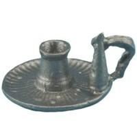 Pewter Candleholder - Product Image