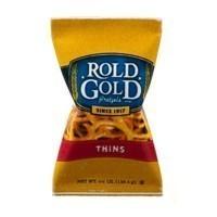 Dollhouse Bag of Rold Gold Pretzels - Product Image