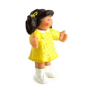 (*) Dollhouse Cabbage Patch Doll - Product Image