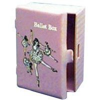 § Sale $1 Off - Dollhouse Ballet Footlocker - Product Image