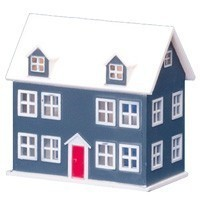 "§ Sale $2 Off - 2-1/2"" Dollhouse Dollhouse - Product Image"
