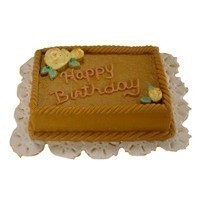 (§) Disc $1 Off - Birthday Sheet Cake (Assorted) - Product Image