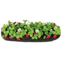 Dollhouse Strawberry Garden Bed - Product Image