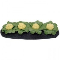 Dollhouse Cauliflower Garden Bed - Product Image