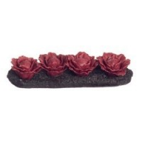 Dollhouse Purple Cabbage Garden Bed - Product Image