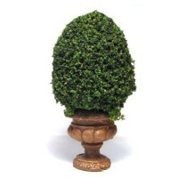 Dollhouse 4-1/2 in. Topiary - Urn Pot - Product Image