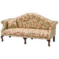 § Disc $5 Off - Dollhouse Chippendale Sofa (Kit) - Product Image