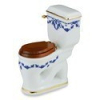 Reutter Low Toilet (Only) - Product Image