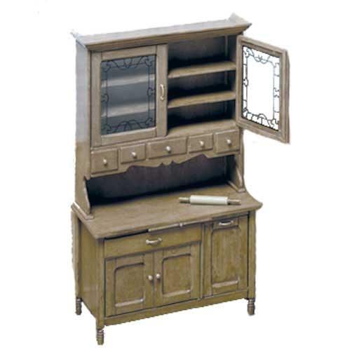 Dollhouse Kitchen Cabinet (Kit
