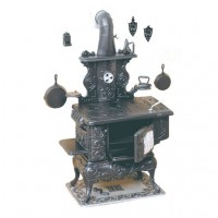 Dollhouse Cook Stove (Kit) - Product Image