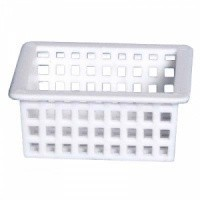 § Disc .30¢ Off - Dollhouse Plastic Kitchen Basket - Product Image