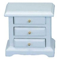 Dollhouse White Night Stand - Product Image