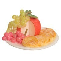 Sale $3 Off - Grapes with Gouda Cheese & Crackers - Product Image