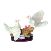 Dollhouse Assorted Animal Statues - Product Image