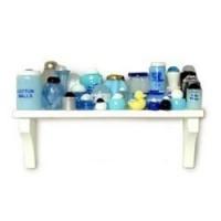 Dollhouse Nursery Long Shelf - Product Image