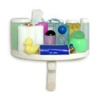 Dollhouse Nursery Half Shelf - Product Image