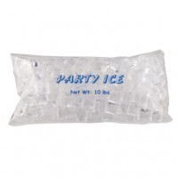 Dollhouse Party Bag of Ice - Product Image