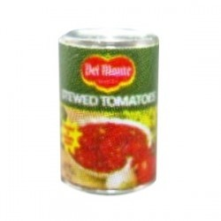 § Disc .70¢ Off - Dollhouse Stewed Tomato Can - Product Image