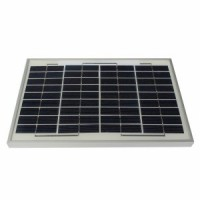 Dollhouse Solar Panels on Stand - Product Image