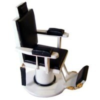 Dollhouse Barber Chair - Product Image