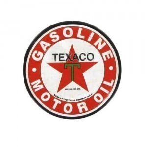 (*) Embossed Gas Station/Garage Signs - Product Image