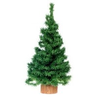 Dollhouse Christmas Trees - Product Image