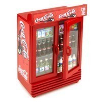 Dollhouse Double Store Refrigerator - Product Image
