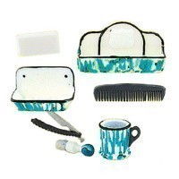 Dollhouse Vintage Shaving Set - Product Image