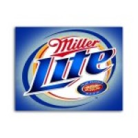 (§) Sale .50¢ Off - Dollhouse Miller Lite Poster - Product Image