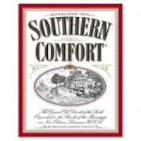 (§) Sale .50¢ Off - Dollhouse Southern Confort Poster - Product Image