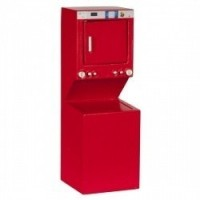 Dollhouse Stacked Washer/Dryer #1 - Product Image