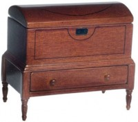 Dollhouse Lincoln Blanket Chest - Product Image
