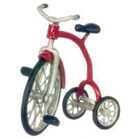 Dollhouse Tricycle by Falcon Miniatures - Product Image