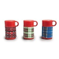 Dollhouse Thermos (Assorted colors) - Product Image