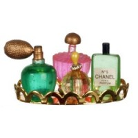 Dollhouse 5 pc. Perfume Tray Set - Product Image