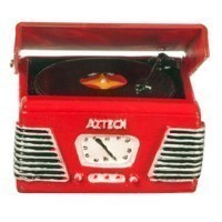 Dollhouse 1950's Turntable - Product Image