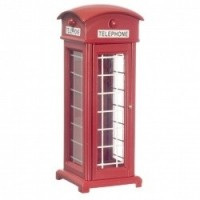 Dollhouse Euro Phone Booth - Product Image
