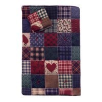 Dollhouse Country Quilt & Pillow - Product Image