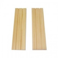 2 pc - Board and Batten Shutters - Product Image
