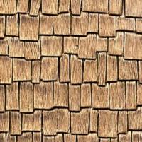 Dollhouse Pattern Sheet - Cedar Shake Shingle - Product Image