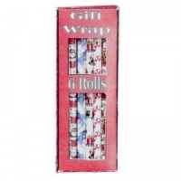 Dollhouse Christmas Wrap Box - Product Image