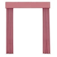 Dollhouse Double Wide Drapes - Product Image