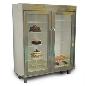 (Reduced) Dollhouse Commercial Double Fridge - Product Image