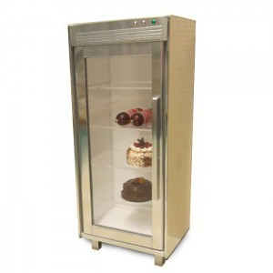 (Reduced) Dollhouse Commercial Single Fridge - Product Image